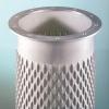 Můstkový filtr s přírubou