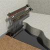 Řez - GT-Floor systém