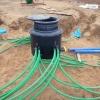 Potrubí PE-RC STRONG EXTRA pro sdružení vrtů