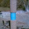 PVC filtr s pískovým oblepem - zabudování
