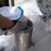 utěsnění mezikruží studny compactonitem 10/200