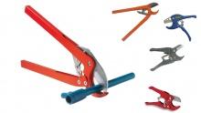 Nůžky pro plastové trubky