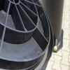 Detail víka šachty GT-400