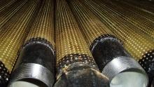 Ocelový narážecí filtr