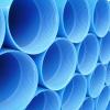 Závitované PVC plné a perforované zárubnice GT-VERTI