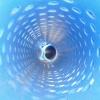 PVC WDF filtr GT-VERTI - vnitřek
