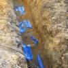 Pokládka do pískového lože
